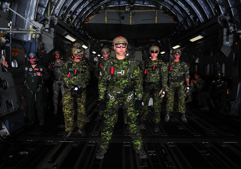 Canada's Special Operations Regiment (CSOR)