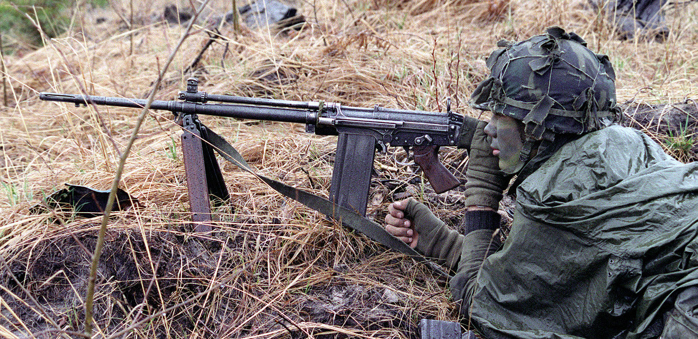 FN FAL: The World's Most Successful Battle Rifle
