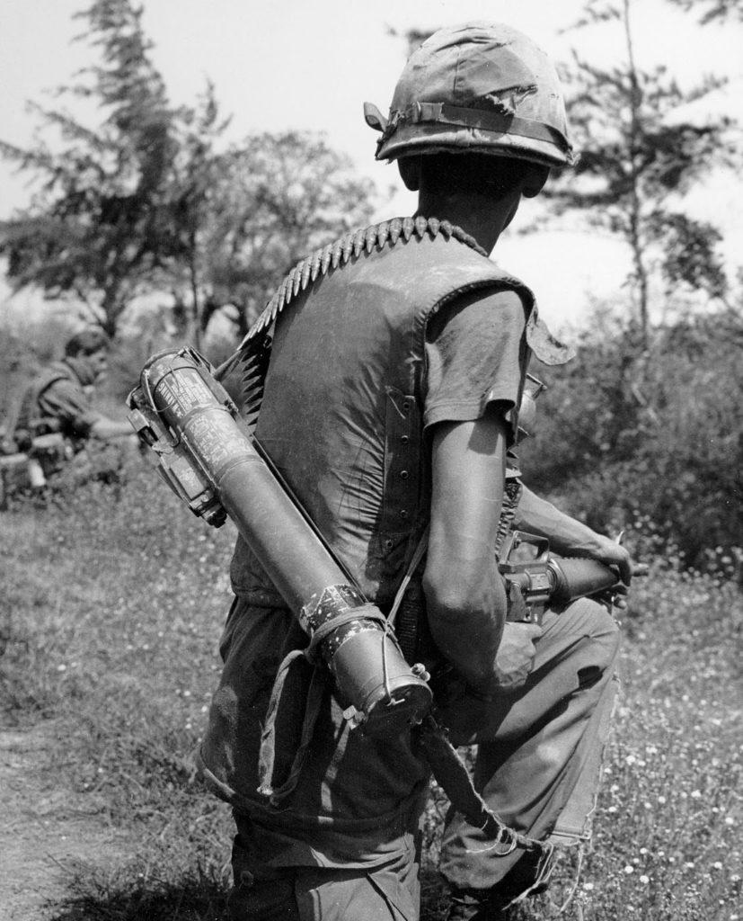M72 LAW in Vietnam
