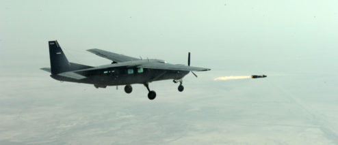 Iraqi Prime Minister:  Air Force Hits Islamic State Targets in Syria