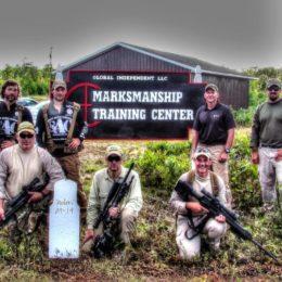Army Ranger attends Marksmanship Training Center