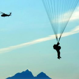 Conquering Fear is the Biggest Obstacle in Special Operations Training