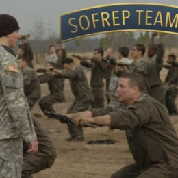 Special Operations Forces Selection PT Preparation Week 6, Day 1