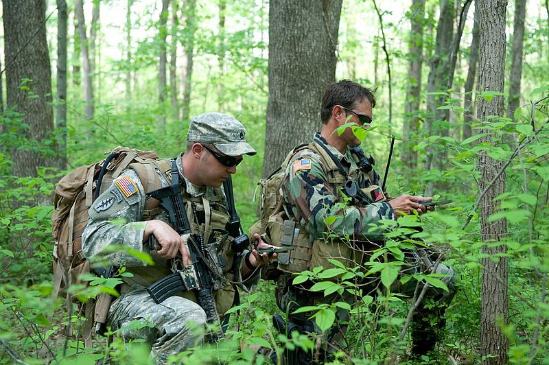 Too Many Junior Army Leaders Can't Navigate, A Bad Sign