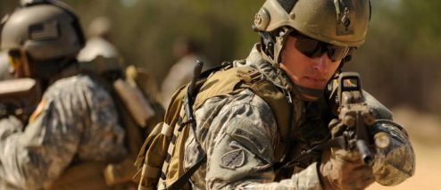 Army Special Forces Soldier Killed in Afghanistan