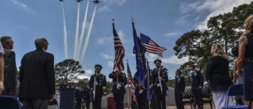 Two Air Force Special Operators Receive Air Force Cross For Heroism