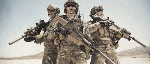 "Air Force Combat Controllers the ""Under the Radar"" Special Operators"