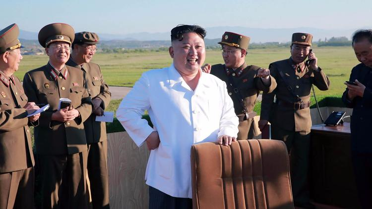 US: North Korea Replaces Top Three Military Officers