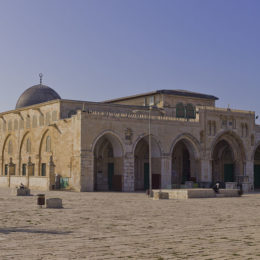 Israel Removes Metal Detectors from Al-Aqsa Mosque