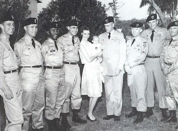 Roger Donlon Awarded Medal of Honor, Nam Dong, July 6, 1964