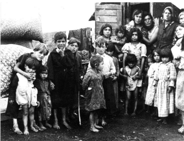 On This Day in 1944, 800 Gypsy Children Are Gassed At Auschwitz