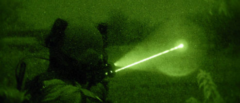 Kabul Investigating Taliban Use of Russian-made Night Vision Goggles