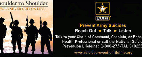 Veterans Suicide Epidemic Needs National Attention