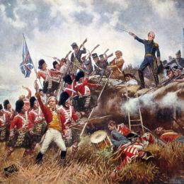 Andrew Jackson Wins Battle of New Orleans, After War of 1812 Ended
