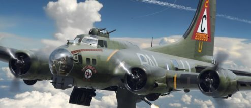 """The Eighth Air Force, """"The Mighty Eighth"""" Was Born on This Day 1942"""
