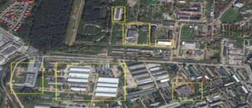 Nerve Agent Poisoning Puts Secret Russian Military Labs in the Spotlight