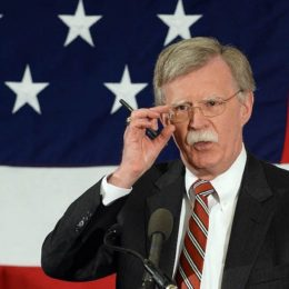 Bolton Wants to Build Arab Force in Syria to Replace the US