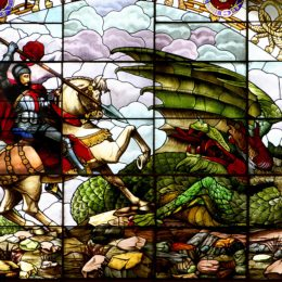St. George and the Dragon, The Patron Saint of England