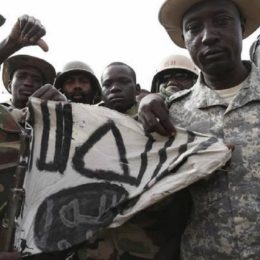 Nigerian Troops Rescue More Than 1000 People from Boko Haram