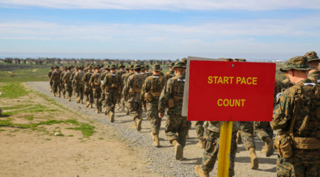 Passing Selection Land Nav: Have an Accurate Pace Count