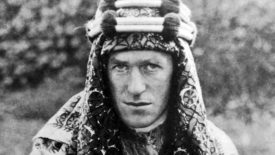 T.E. Lawrence, Born on this Day 1888, Author of Seven Pillars of Wisdom